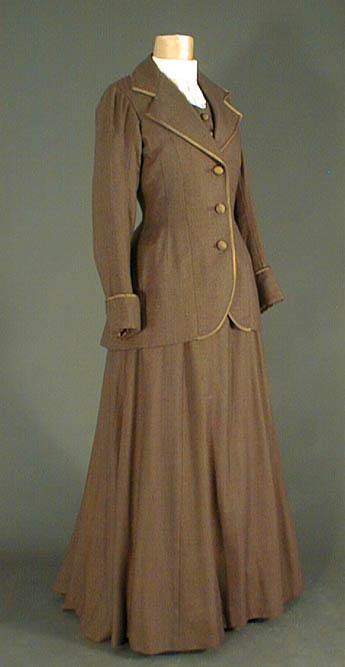 Célèbre Le costume féminin de 1900 à 1914 AD91